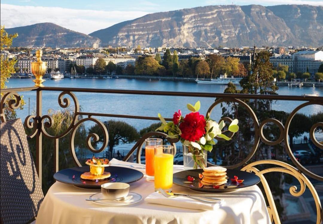 Le Richemond, una leyenda de hospitalidad en Ginebra