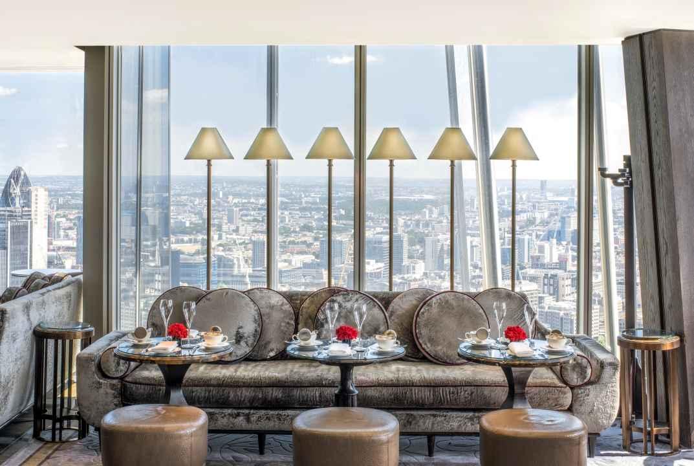 Londres, la ciudad con los mejores bares de hotel del mundo
