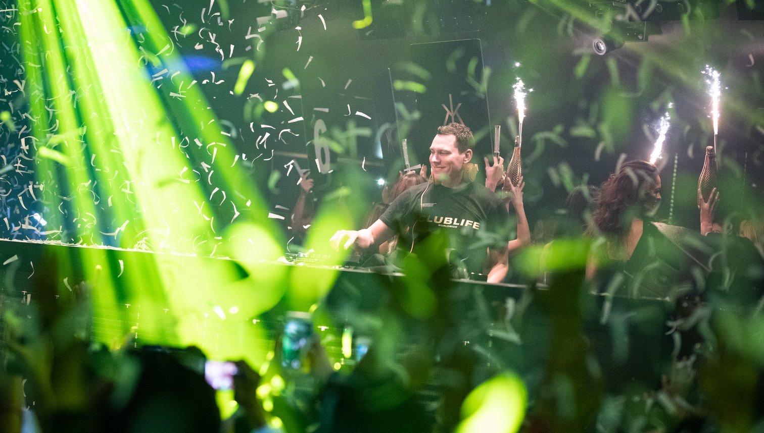 DJ Tiësto pondrá ritmo al Gran Premio de México Fórmula 1