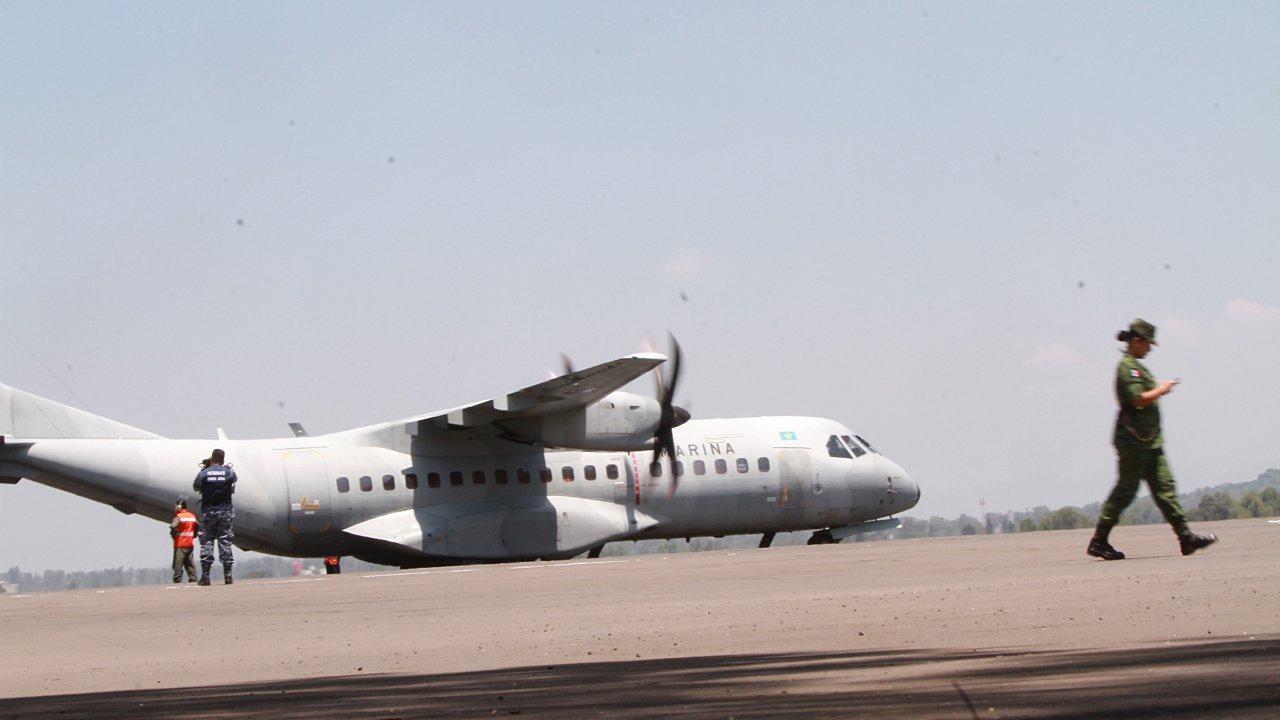Tiran último obstáculo legal contra aeropuerto en Santa Lucía