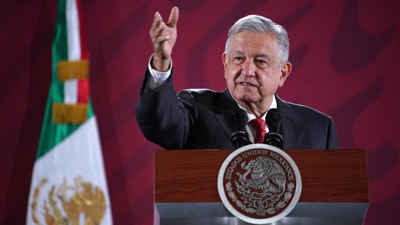 AMLO dice que no tomará partido en disputa entre El Salvador y Venezuela