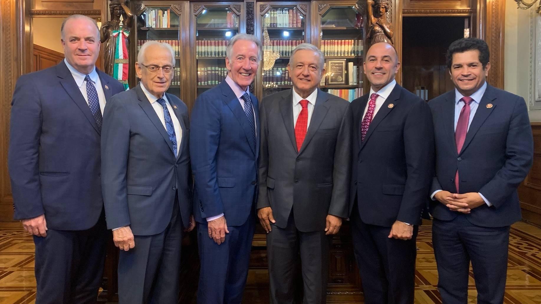 AMLO y su gabinete se vuelcan a impulsar la ratificación del T-MEC en EU
