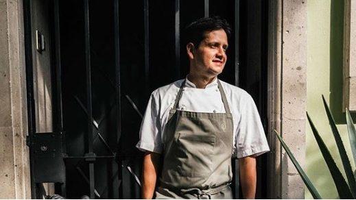 Jorge Vallejo llevará Quintonil a Madrid para el World Chefs Tour