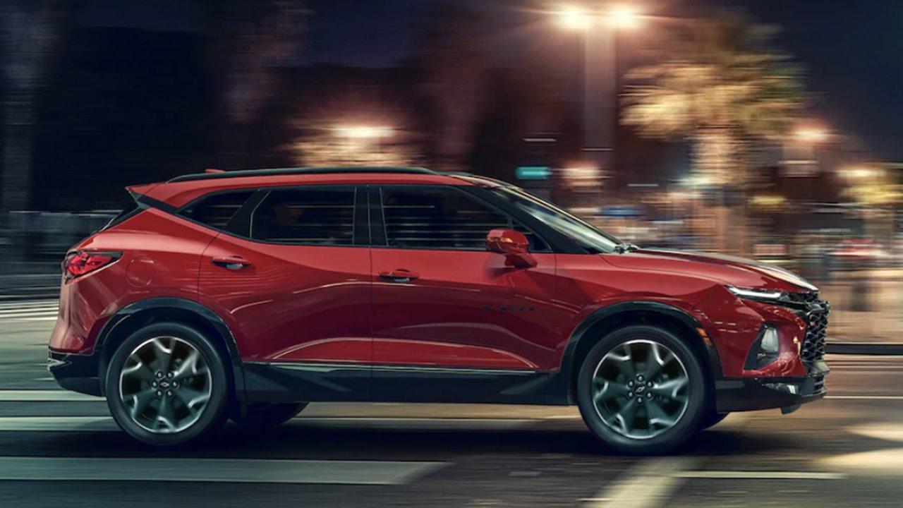 General Motors frena producción de Chevy Blazer en México
