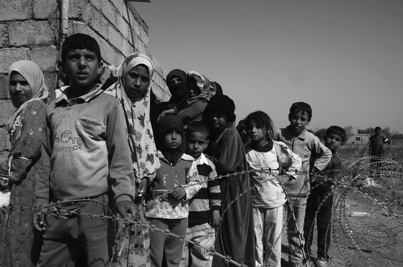 La guerra y el cambio climático promueven el hambre