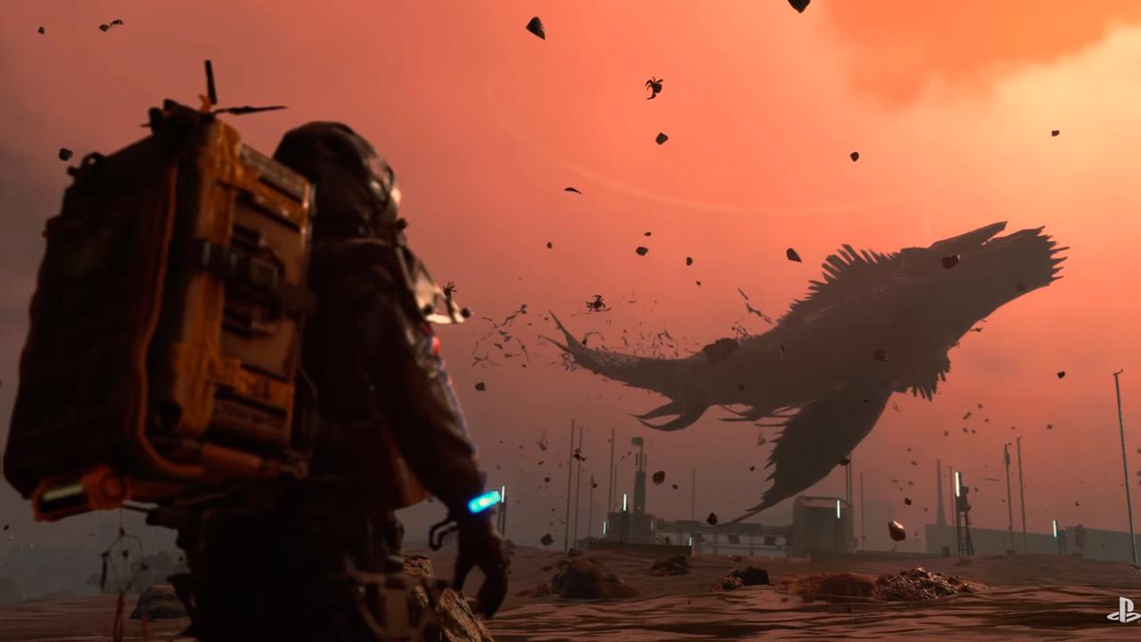 Death Stranding, la nueva apuesta de Kojima para reinventar los videojuegos