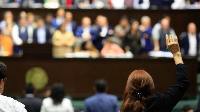 Congreso de la Unión iniciativa AMLO