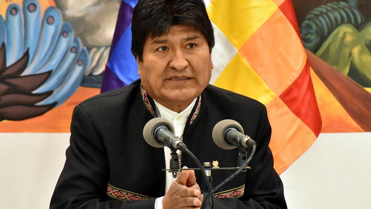 Avión de la Fuerza Aérea mexicana sacará a Evo Morales de Bolivia