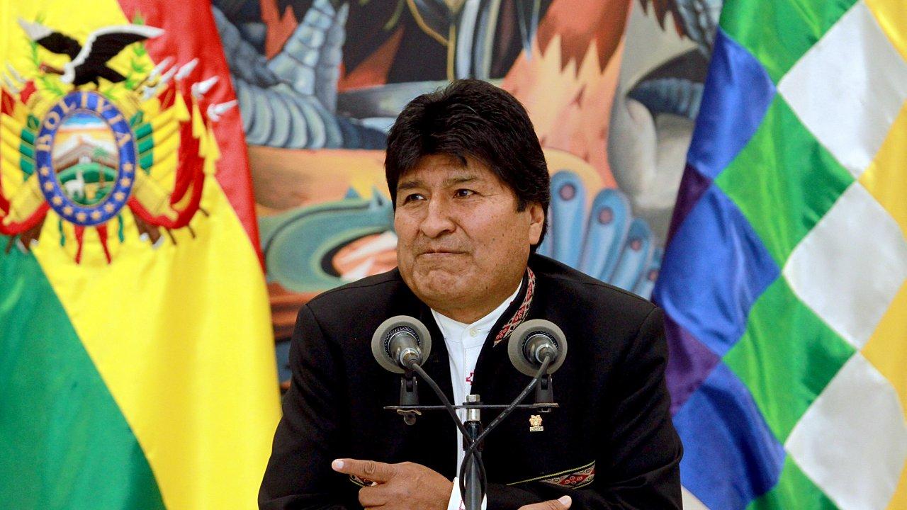 """Bolivia insiste en que se gesta un """"golpe de Estado"""""""