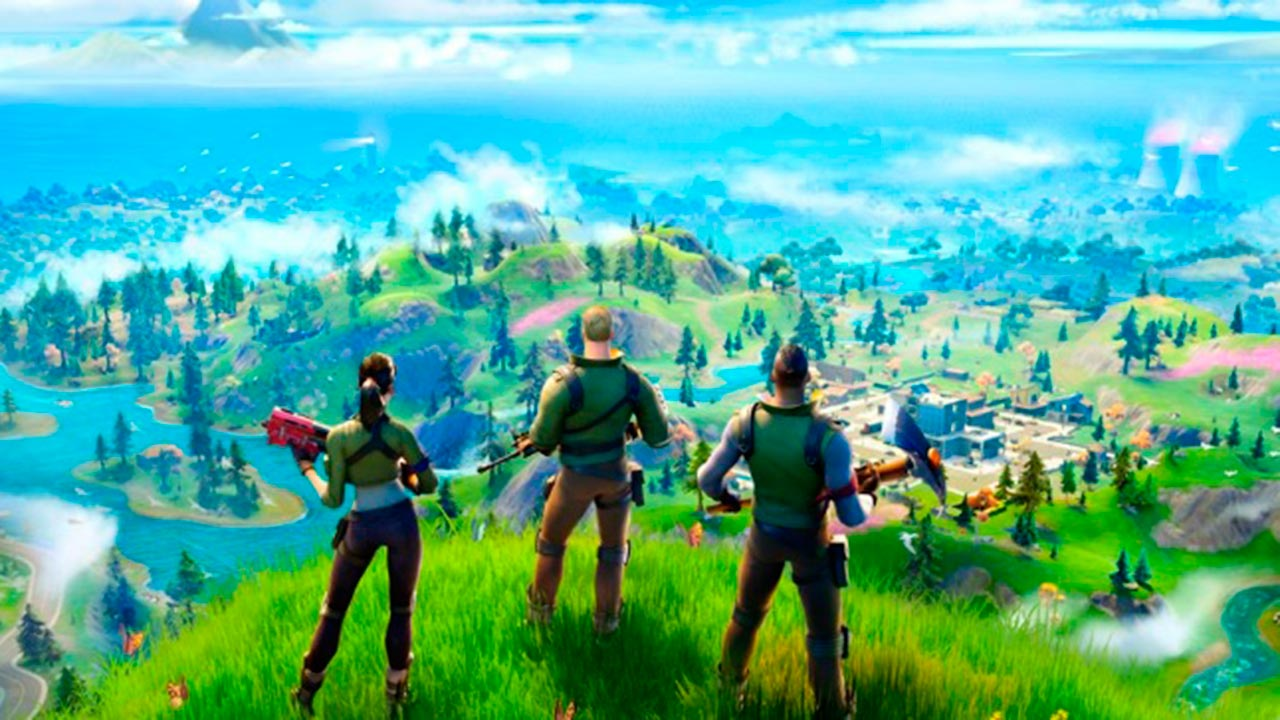 Fortnite lanza su 'Capítulo 2' para competir contra 'Call of Duty'