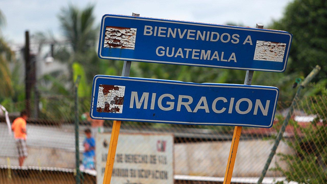 Centroamericanos llegan a México por nuevas rutas