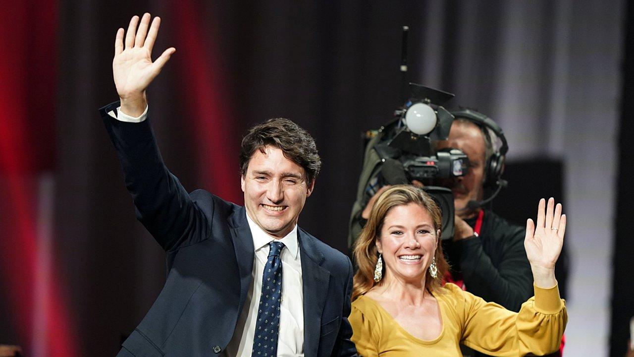 Trudeau consigue segundo mandato en Canadá, pero sin mayoría legislativa