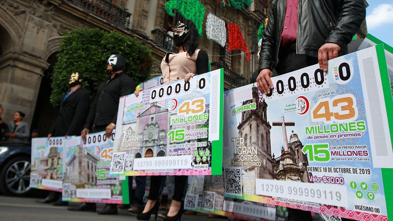 Adiós a la Lotería Nacional: se fusionará con Pronósticos