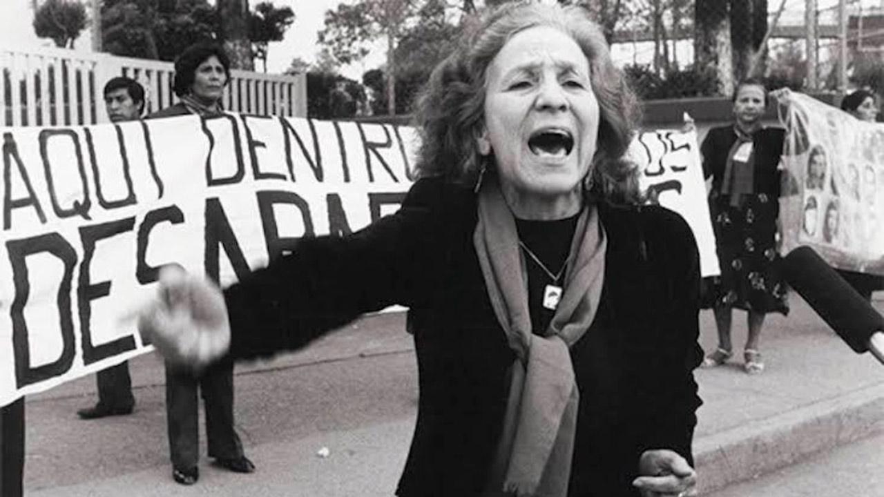 Otorgan medalla Belisario Domínguez a Rosario Ibarra de Piedra