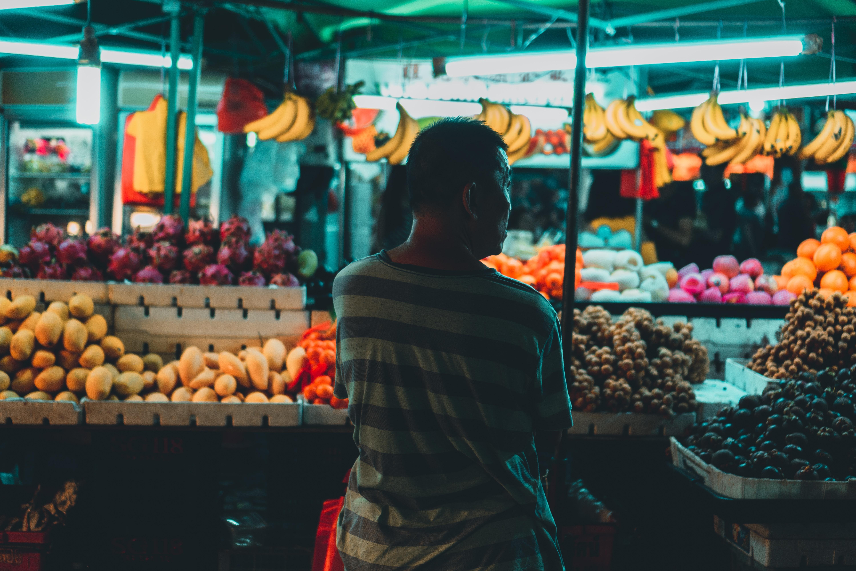 Mercado, el gran invento de la humanidad