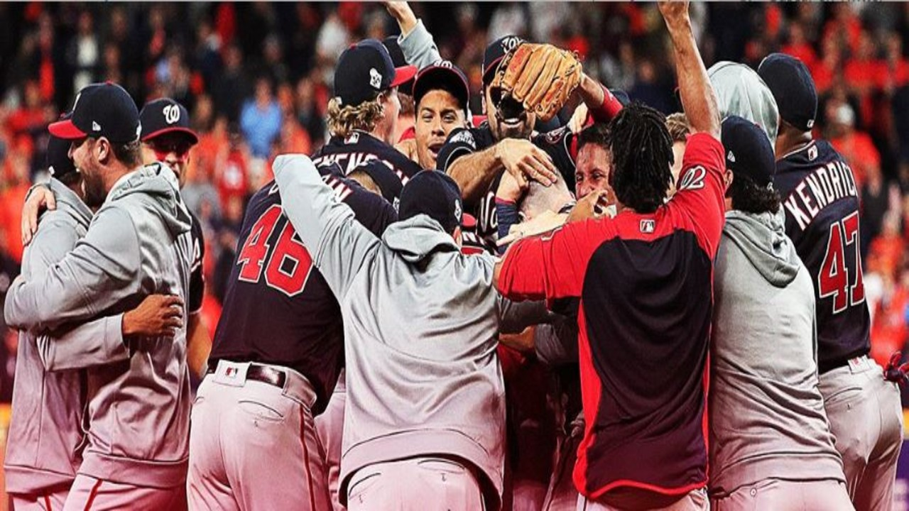 Nationals, campeón de la Serie Mundial por primera vez en su historia