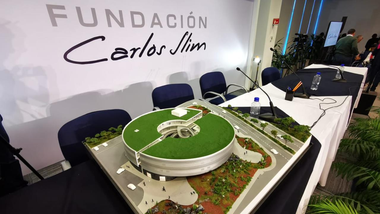 Slim regalará Pabellón de la Biodiversidad a la UNAM