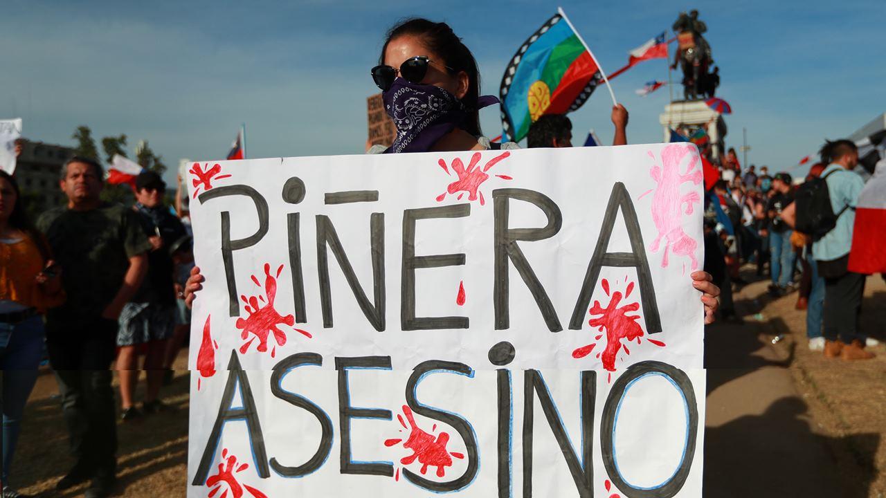 Chile renuncia a ser anfitrión de las cumbres de APEC y COP-25 por protestas