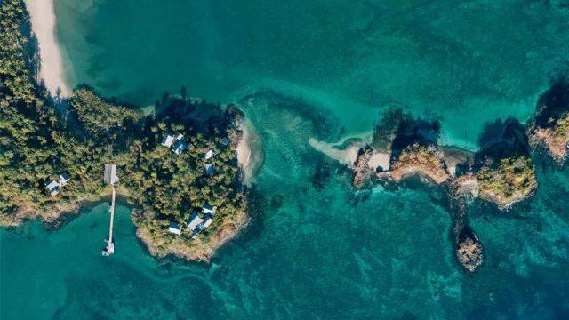 Islas Secas, el eco-resort de lujo que abrirá en Panamá