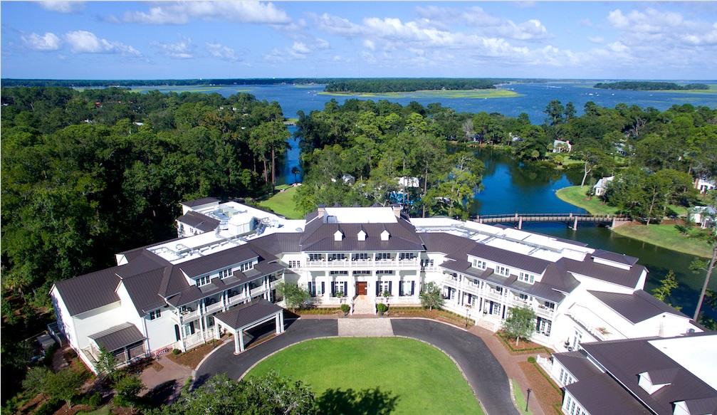 Así es el hotel de lujo donde se casaron Justin Bieber y Hailey Baldwin