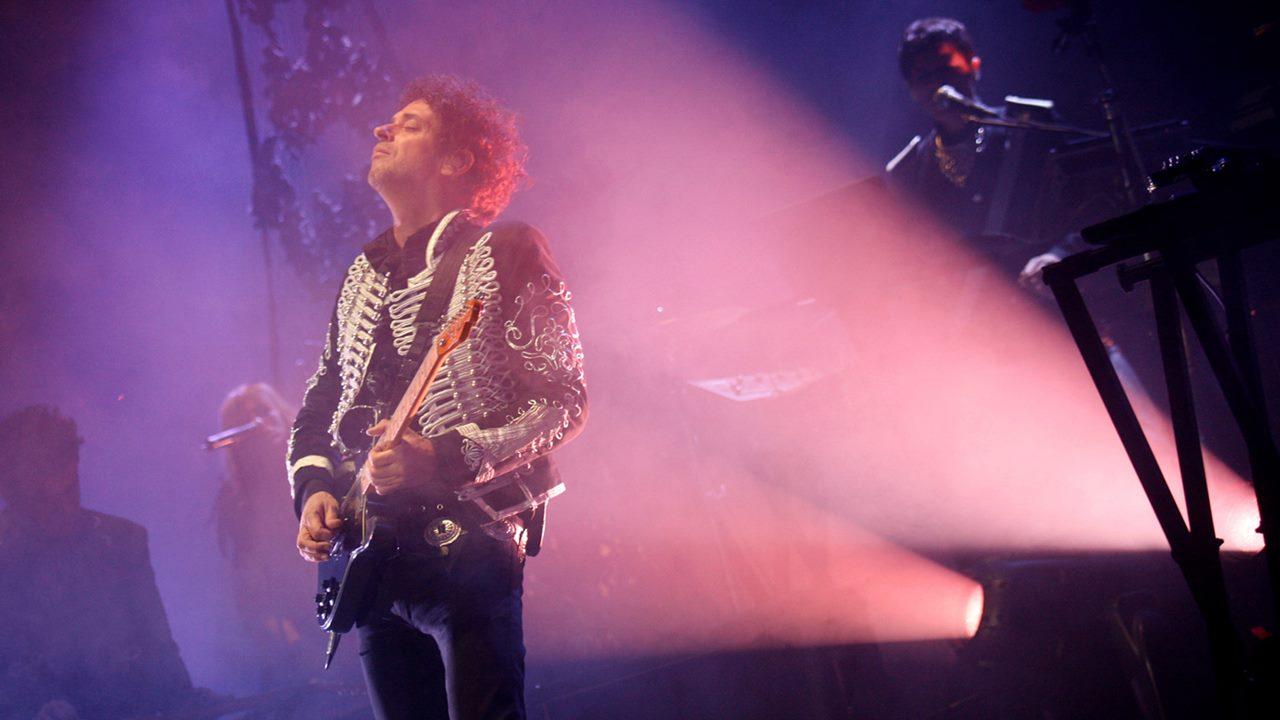 Soda Stereo invita a Chris Martin a la gira de homenaje a Cerati