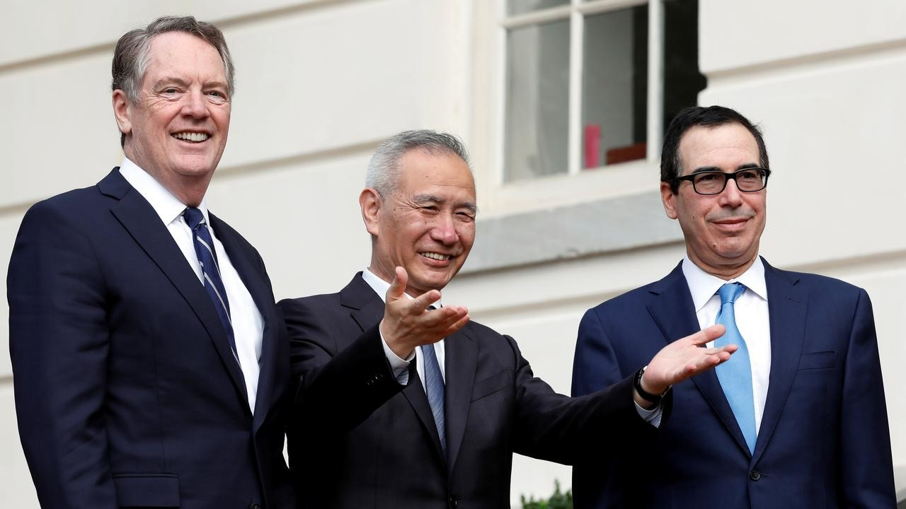 EU y China reanudan diálogo de alto nivel para terminar guerra comercial