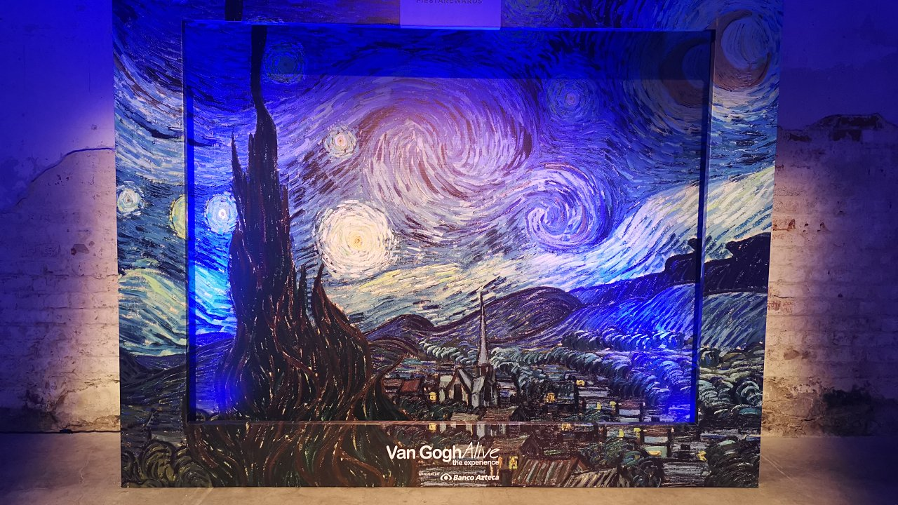 Los precios y todo lo que debes saber sobre Van Gogh Alive en México