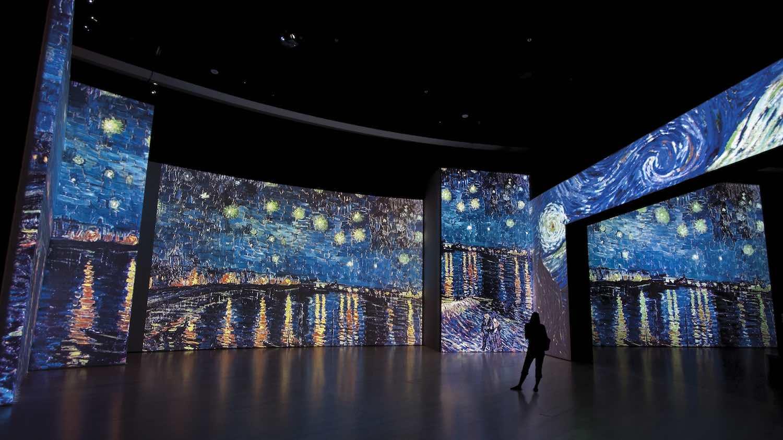 Cómo obtener pases gratis para Van Gogh Alive Ciudad de México