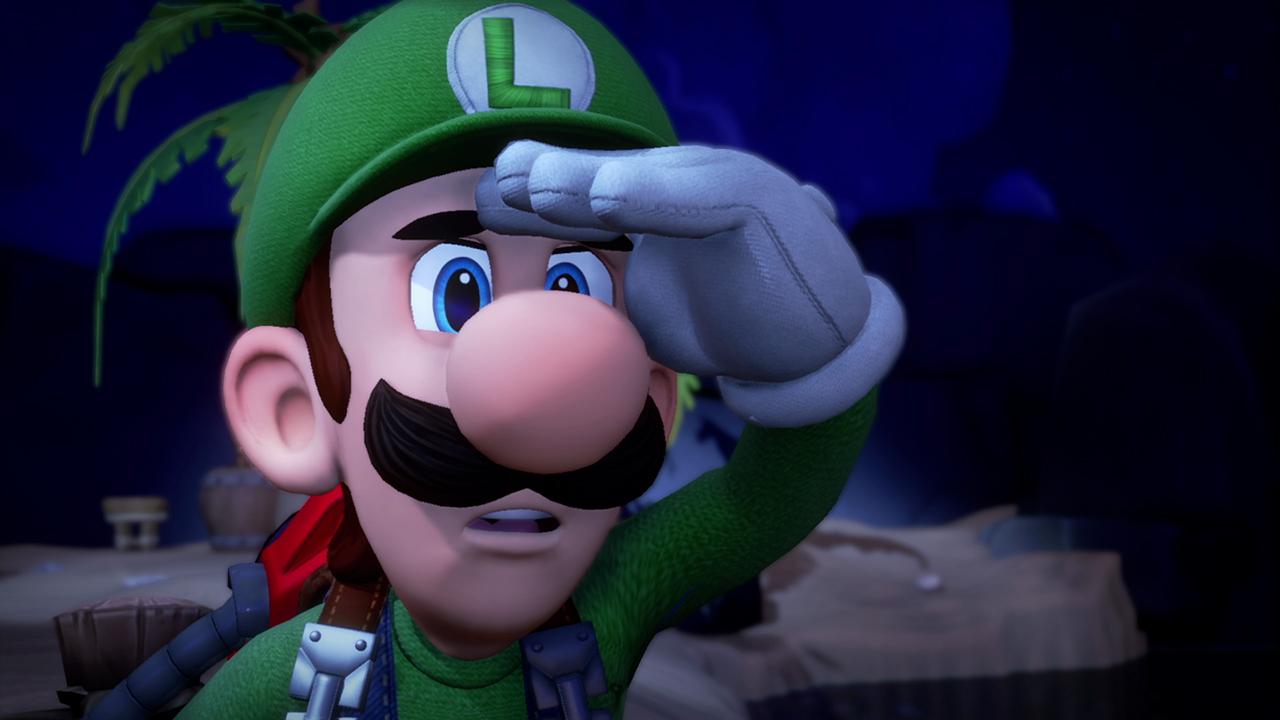 Del miedo a la risa en Luigi's Mansion 3