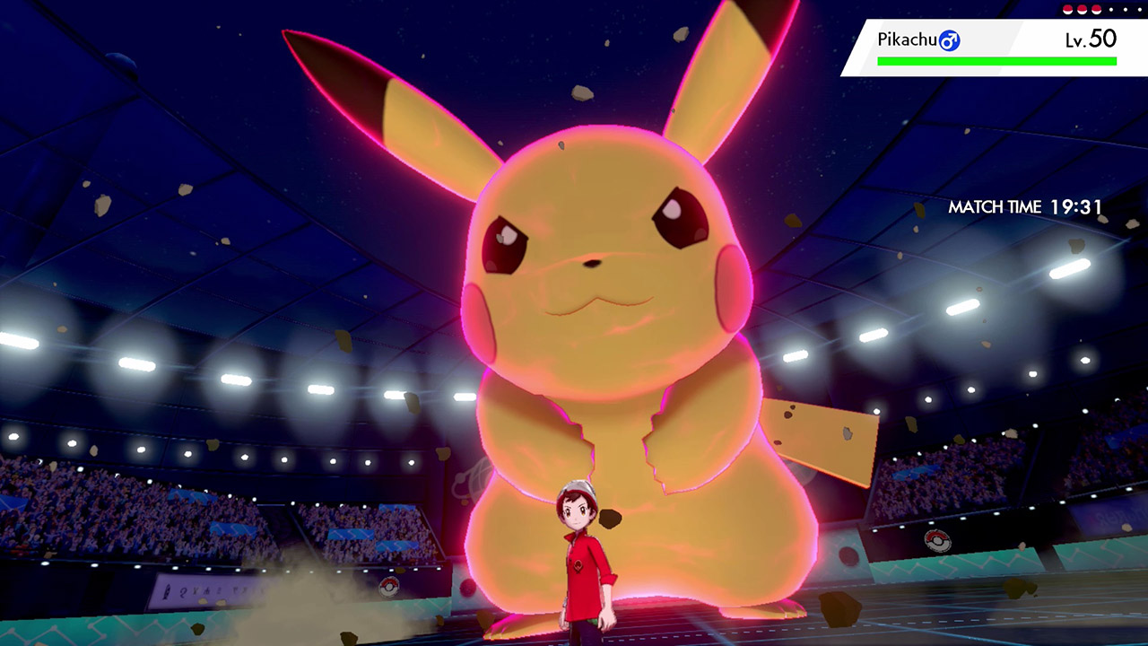 El nuevo mundo de Pokémon en Sword y Shield