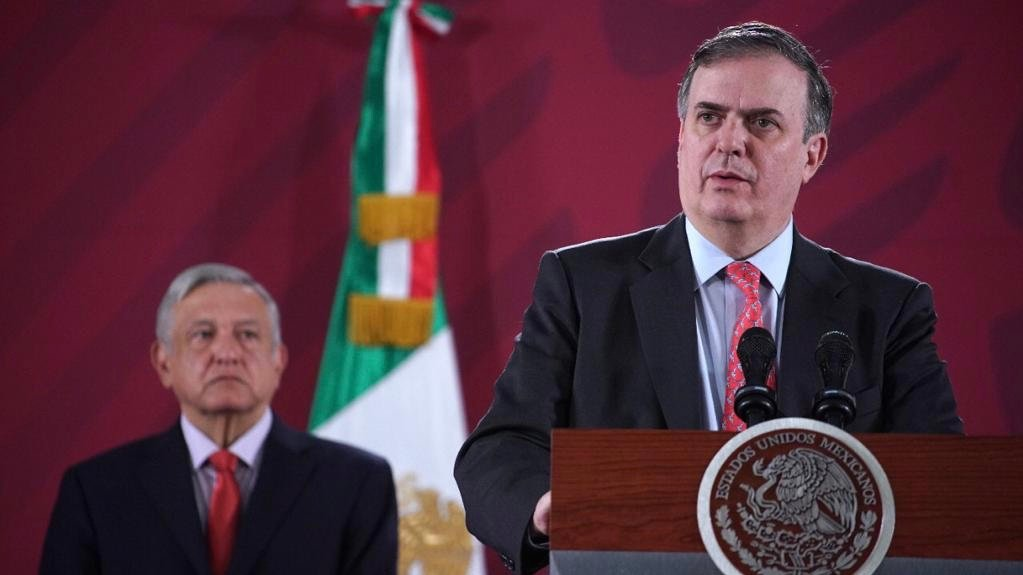 "México pedirá a Corte Internacional de Justicia que intervenga ante ""asedio"" de su sede en Bolivia: Ebrard"