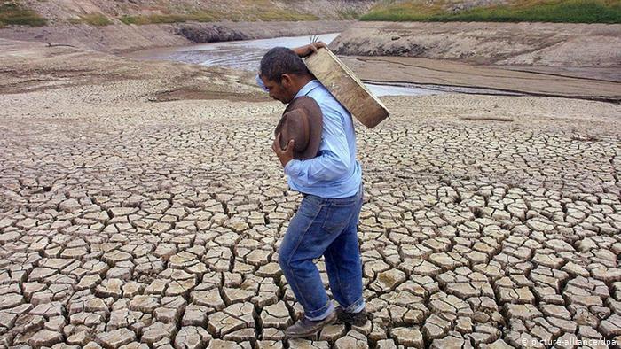 Activistas de Centroamérica acercan a Alemania la 'supervivencia' al cambio climático
