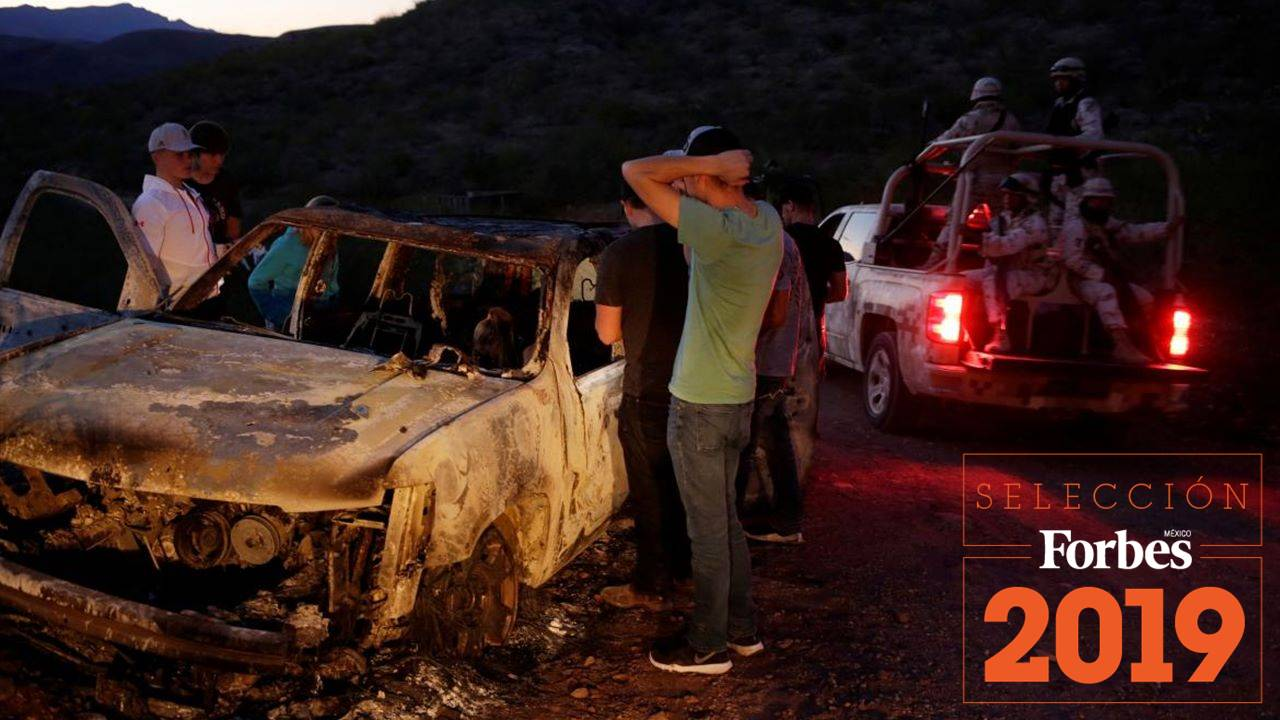 Incapaz y en crisis tras ataque a familia LeBarón: así vio la prensa internacional al gobierno de AMLO