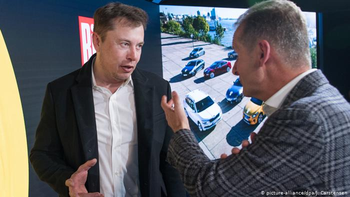 Elon Musk: la primera planta de producción europea de Tesla estará en Berlín