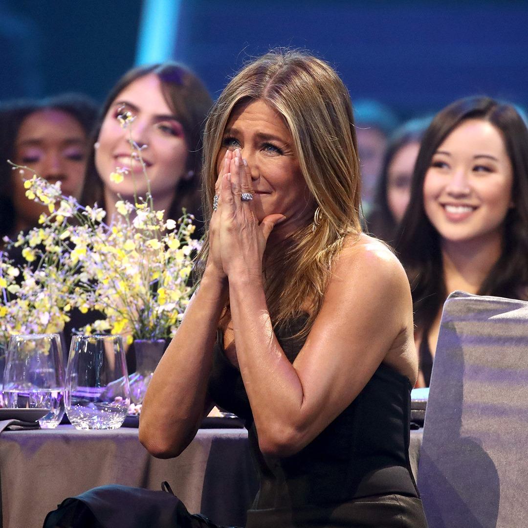 Jennifer Aniston conquista los People Choice Awards 2019