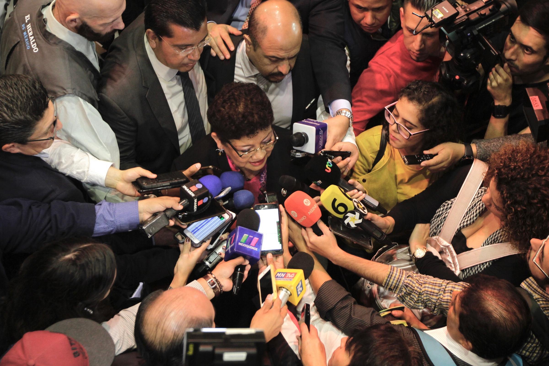 Ernestina Godoy contenderá por la Fiscalía de la Ciudad de México