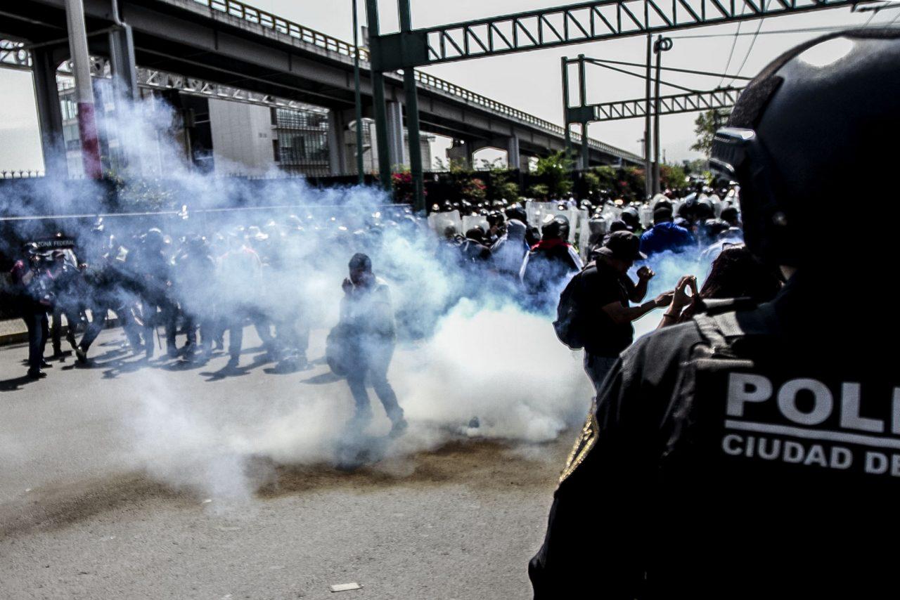Policías-federales-gas-pimienta