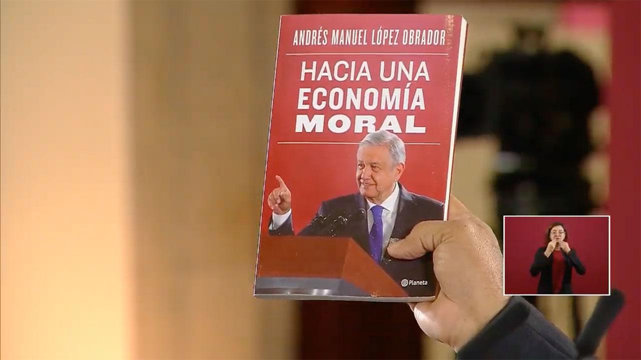 Nuevo libro de AMLO 'no tiene casi nada' de economía y es extraño: Urzúa