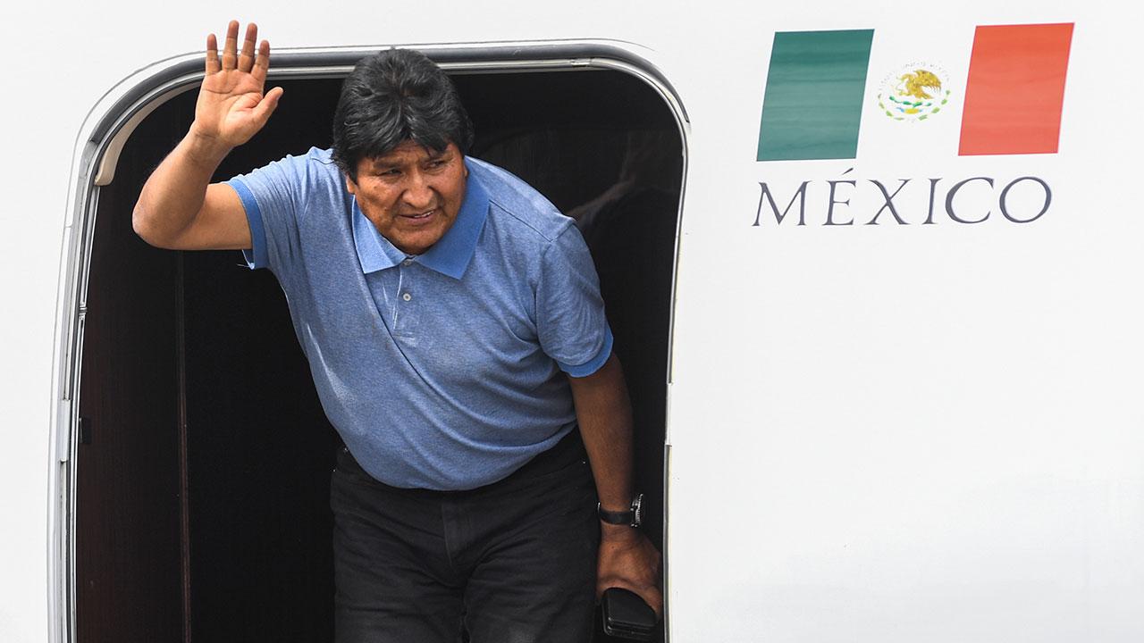 Estos son los personajes a los que México les ha dado asilo