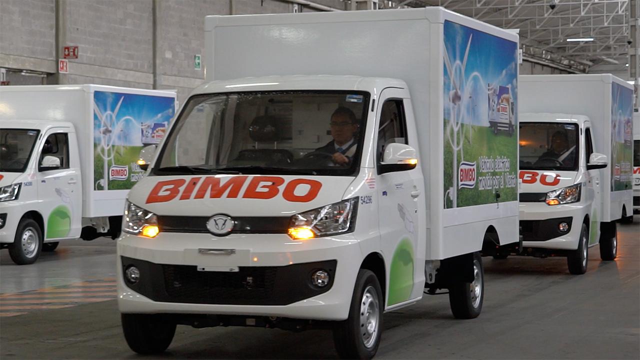 Bimbo reporta ventas récord para un tercer trimestre