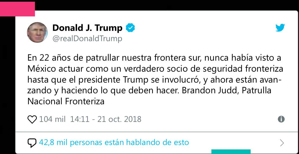 Tuit-Trump