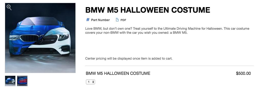 Disfraz-BMW-Halloween