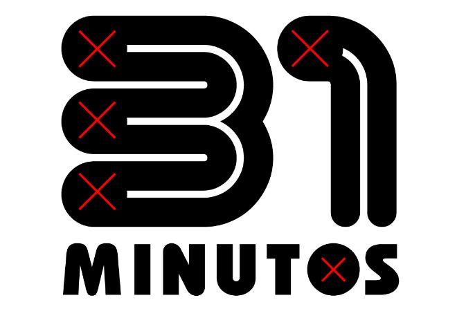 31 minutos cambia su logo en protesta a carabineros que disparan balines de goma