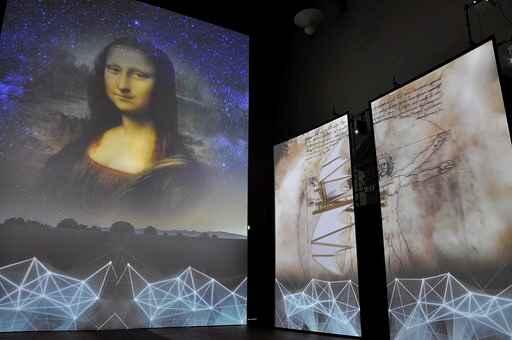 'Da Vinci Experience' en la Ciudad de México
