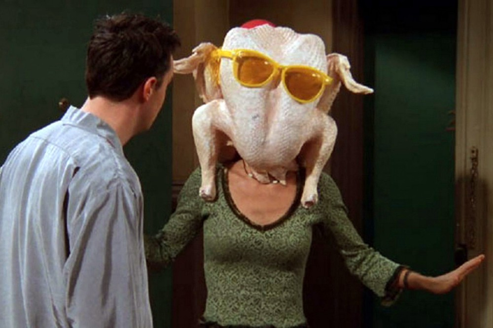Maratón de 'Friends' en Thanksgiving con Netflix