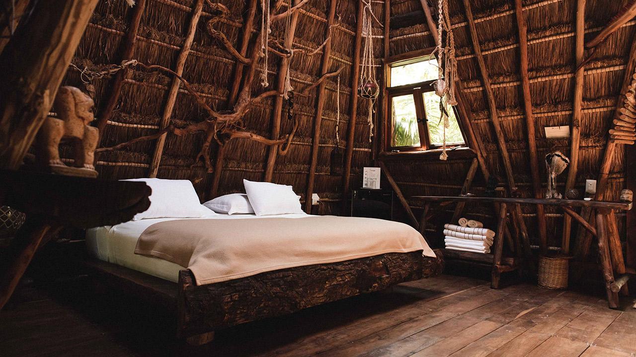 Hotel Ikal, en busca de la riqueza espiritual