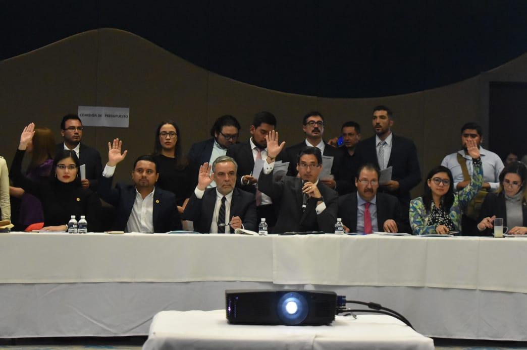 Aprueban dictamen del Prespuesto 2020 en comisión; avanza al pleno