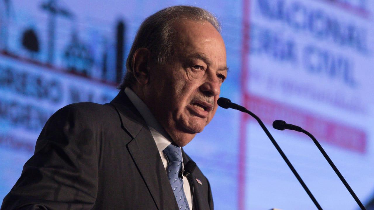 Slim rechaza Corredor Transístmico; propone acuerdo regional sur-sureste con EU