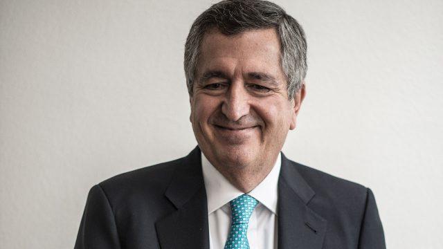 Jorge Vergara durante entrevista para Forbes México. Foto: Fernando Luna Arce.