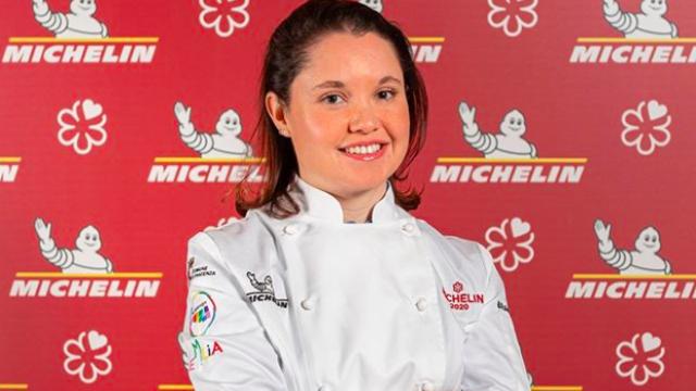 Karime López Michelin